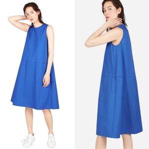Everlane Clean Cotton A Line Tent Dress Size 12